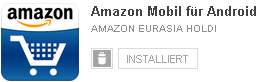 Amazon Mobil f�r Android