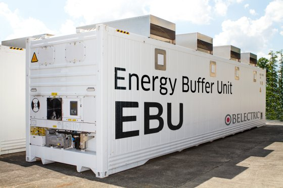 Energy Buffer Unit