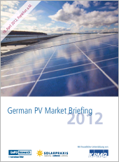 Solarpraxis Konferenz: German PV Market Briefing 2012