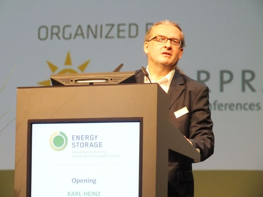 Karl Heinz Remmers - Energy-Storage-2013