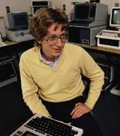 Proteus News: BillGates (1981)