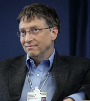 Proteus News: Bill Gates (2007)