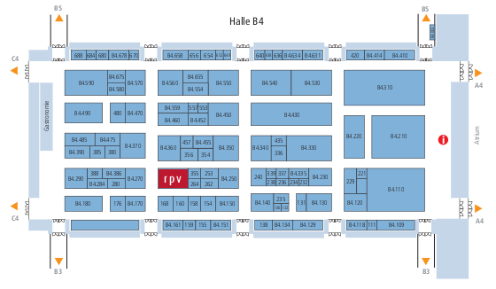 Proteus Solutions News: Hallenplan B4 - Intersolar 2012