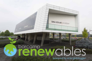 Erfolg des Barcamp Renewables in Kassel