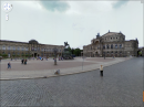 Google StreetView: Theaterplatz Dresden