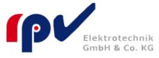 Proteus Solutions Referenz:  rpv Elektrotechnik GmbH & Co. KG